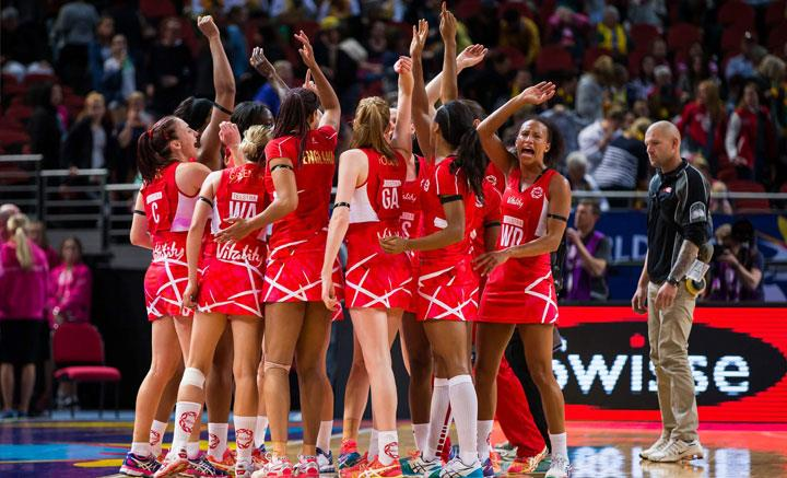 Netball World Cup Main