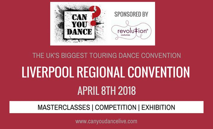 Can You Dance April 2018