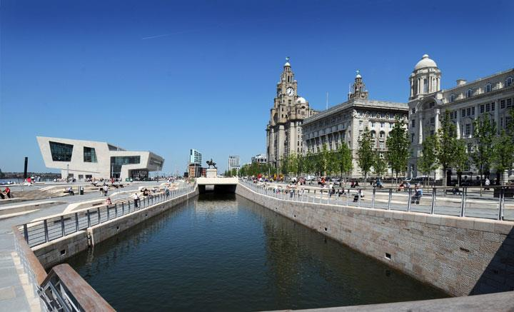 Pier Head 3 Graces